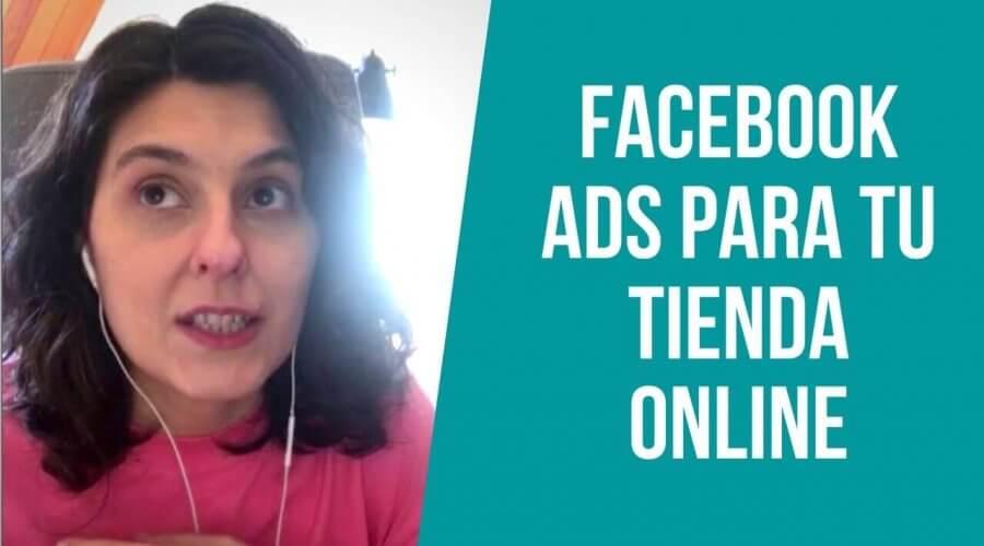 qué campañas hacer en Facebook Ads para tu tienda online